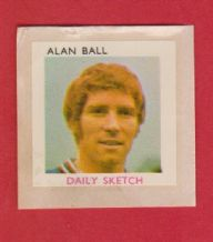 England Alan Ball Everton (DS)